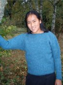 1504 Sweater felted