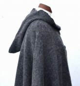 3229 - Cape with hood