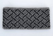 3572 - Headband with graphic pattern