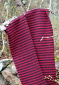 3622 - Scarf with stripes