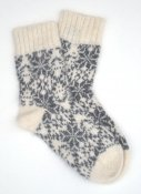 "Traditional sock ""Star"""