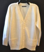 6605 - Cardigan with buttons