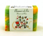 FLOWERS & BEES Natural Soap