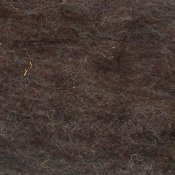 Batt-600 Brown Fine Wool