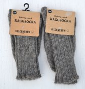 """Raggsocka"" Traditional - Grey"