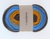 730 - Blue-brown-lion yellow (240 g)