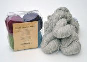 "Yarn kit cardy ""Knyssla"""