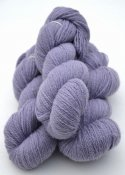 6/2-5121 Lavender on white wool