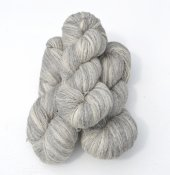 *6/2-28 Bright Grey variegated (85 g)