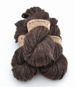 Lovikka-0110 Natural Brown Fine Wool