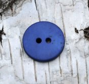 Button 18 mm - Dark Blue