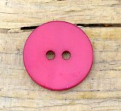 Button 18 mm - Dark Pink