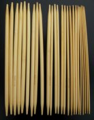 Knitting needles double pointed 20 cm