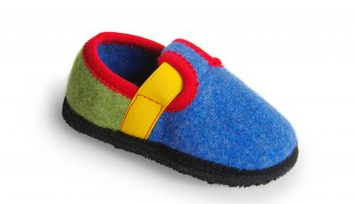 "Children's slippers ""Party"""
