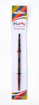 Symfonie wooden double ended crochet hook 3 & 3.5 mm