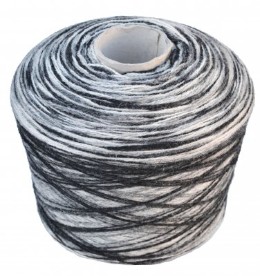 Cone-718 Black/Grey/White
