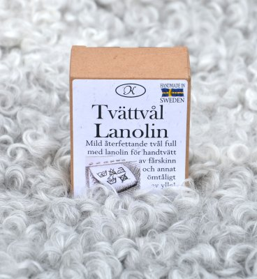 Organic Laundry Soap Lanolin